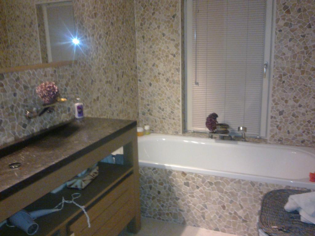 Luxe badkamer renovatie project - Badkamer renovatie m ...