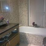 luxe badkamer renovatie project